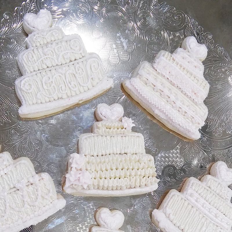 Pittsburgh Bakery And Desserts Wedding Cut Out Cookies Pastries A La Carte